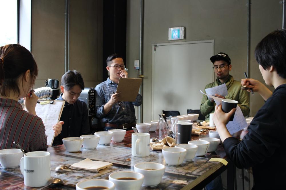 호주 스페셜티 커피 16종 커핑 (2).JPG