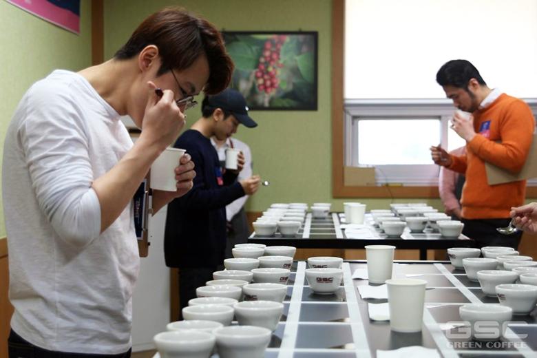 대구2.jpg : [지에스씨인터내셔날(주)]2017 GSC COFFEE MASTER_CUPPING 예선대회