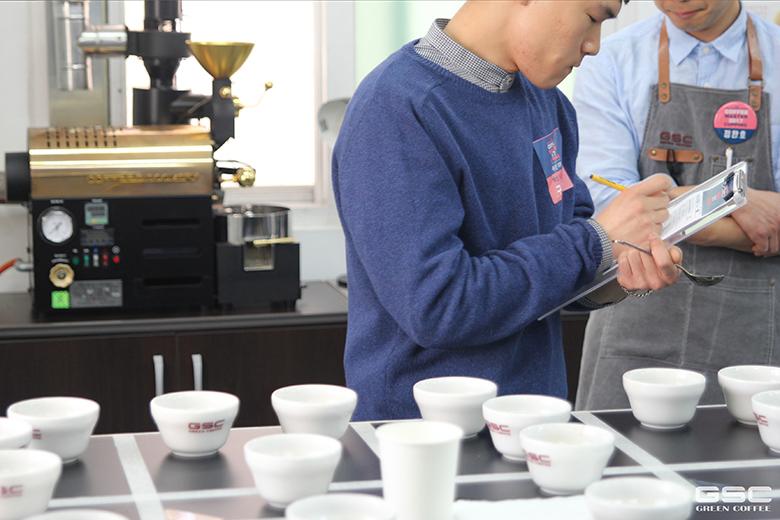 블랙워터이슈_사진2.jpg : [지에스씨인터내셔날(주)]2017 GSC COFFEE MASTER_CUPPING 예선대회